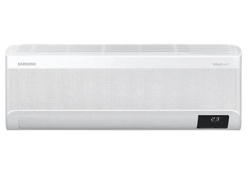 Ar-Condicionado Split Hi Wall Samsung Wind Free 9000 BTUs Inverter Controle Remoto Frio 42MACT18S5