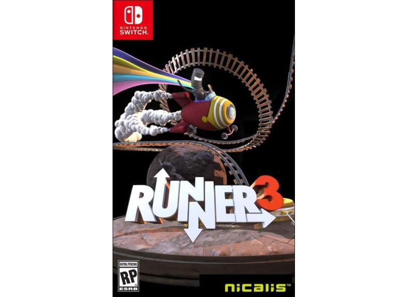 Jogo Runner3 for Nintendo Switch Nicalis Nintendo Switch