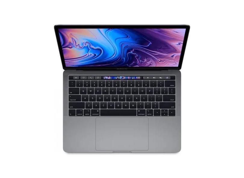 "Macbook Apple Macbook Pro Intel Core i5 8ª Geração 8GB de RAM SSD 128 GB Tela de Retina 13,3"" Mac OS MUHN2BZ"