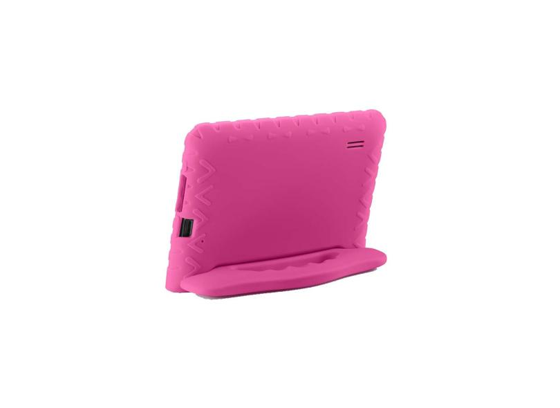 "Tablet Multilaser Quad Core 16.0 GB TN 7.0 "" Android 8.1 (Oreo) Kid Pad Lite NB302"