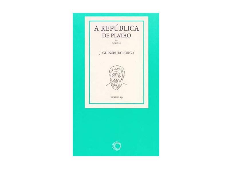 A República de Platão - Textos 19 - Platão - 9788527307673