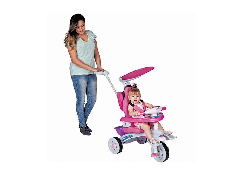 Triciclo com Pedal Magic Toys Super Trike 3321