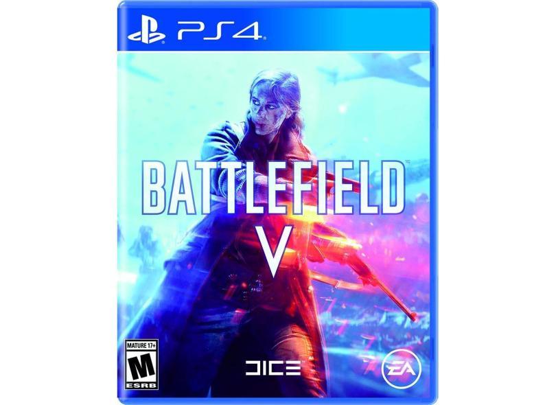 Jogo Battlefield V PS4 EA