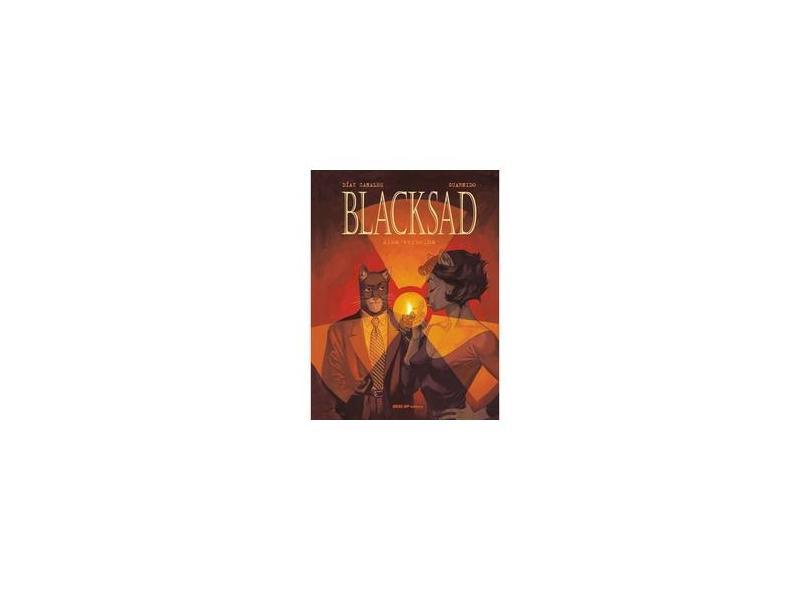 Blacksad Volume 3 - Alma Vermelha - Guarnido, Juanjo - 9788550406596
