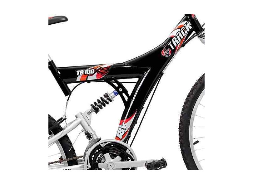Bicicleta Track & Bikes TB100XS Adulto Aro 26