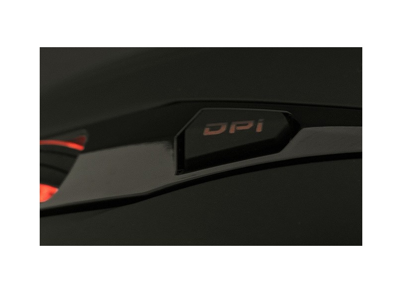 Mouse Óptico USB Hades Extension - Gamdias