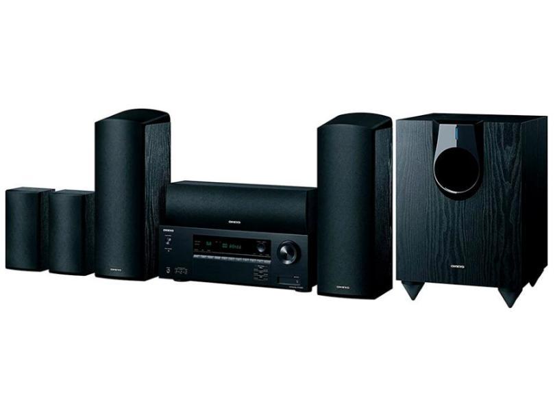 Home Theater Onkyo 160 W 5.1 Canais 5 HDMI HT-S5910