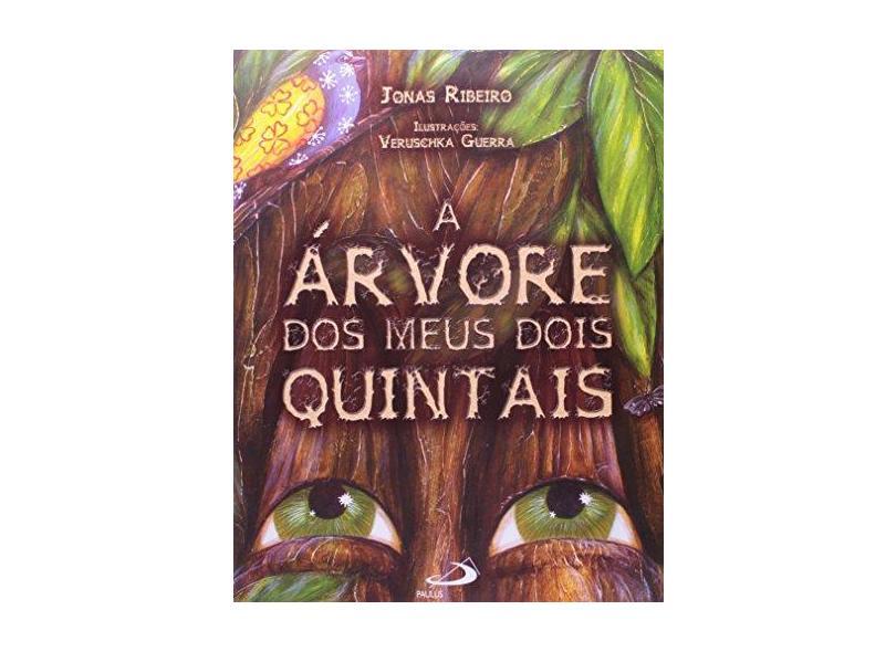 A Árvore dos Meus Dois Quintais - Coleção Arteletra - Capa Comum - 9788534933964