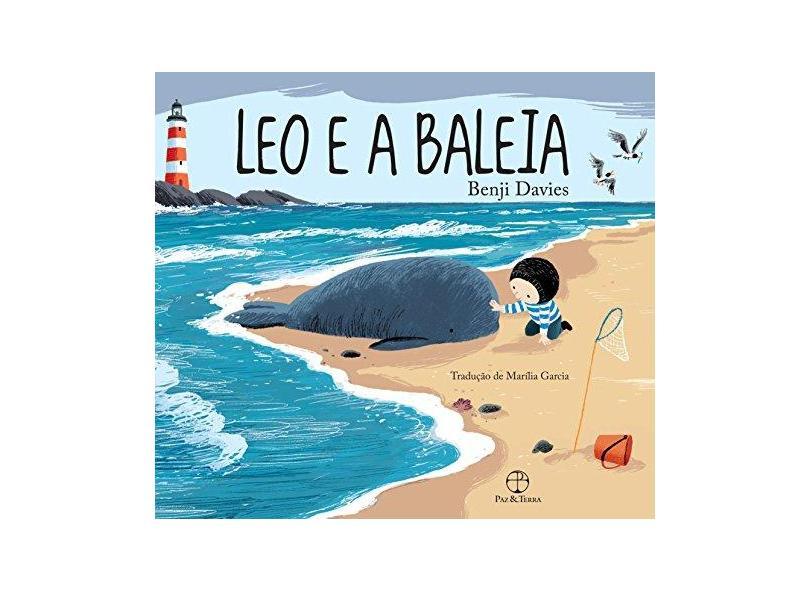 Leo E A Baleia - Davies, Benji - 9788577532971