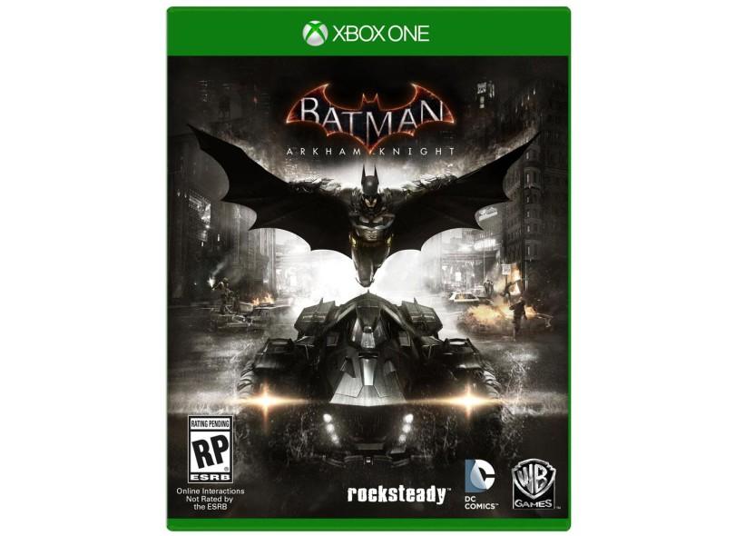 Jogo Batman Xbox One Warner Bros