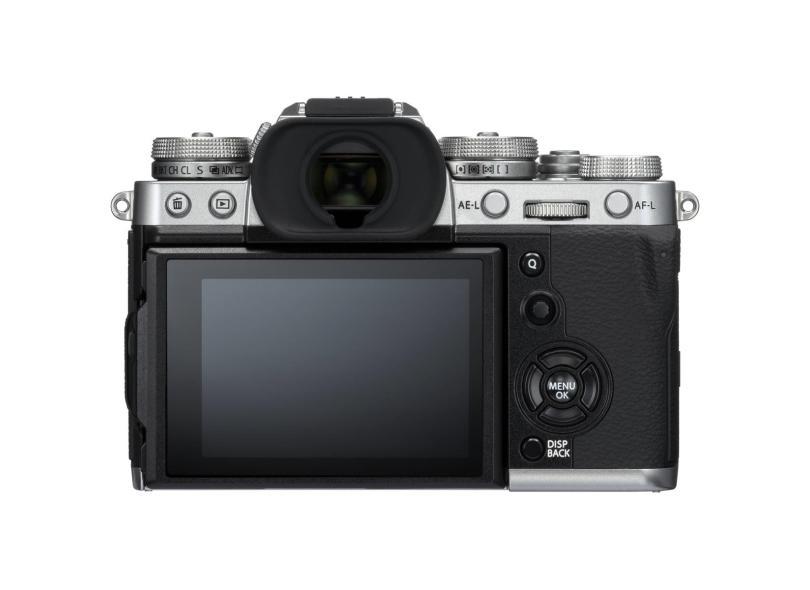 Câmera Digital Mirrorless FujiFilm 26.1 MP 4K X-T3