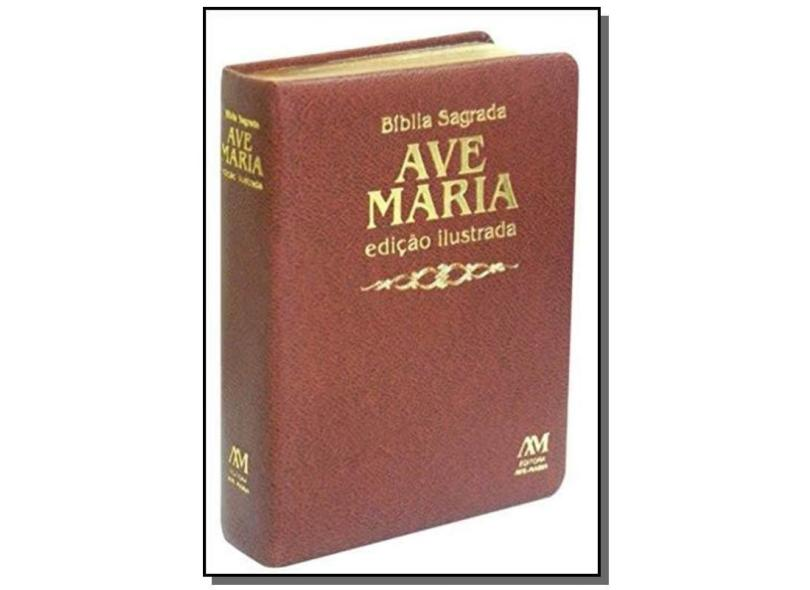 Bíblia Sagrada - Ave-maria - Ed. Comemorativa 50 Anos - Editora Ave Maria - 9788527612685