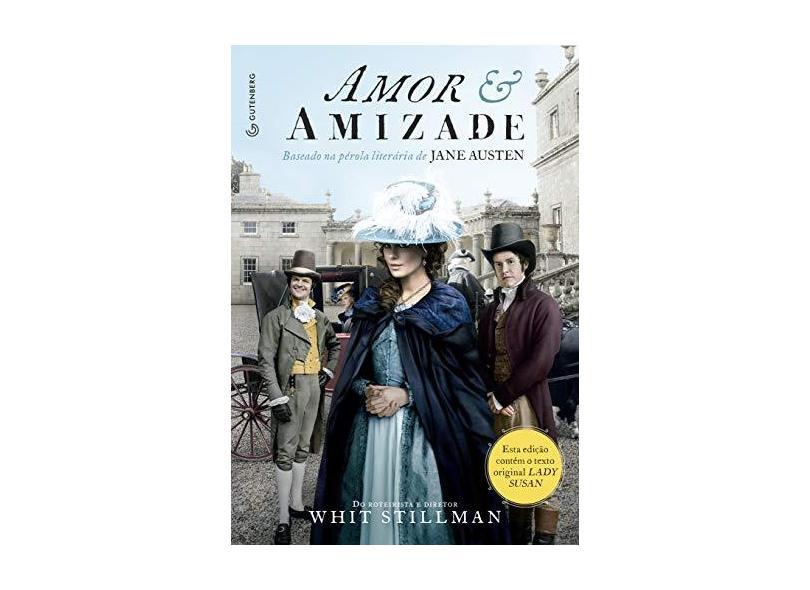 Amor & Amizade - Jane Austen;stillman, Whit; - 9788582354063