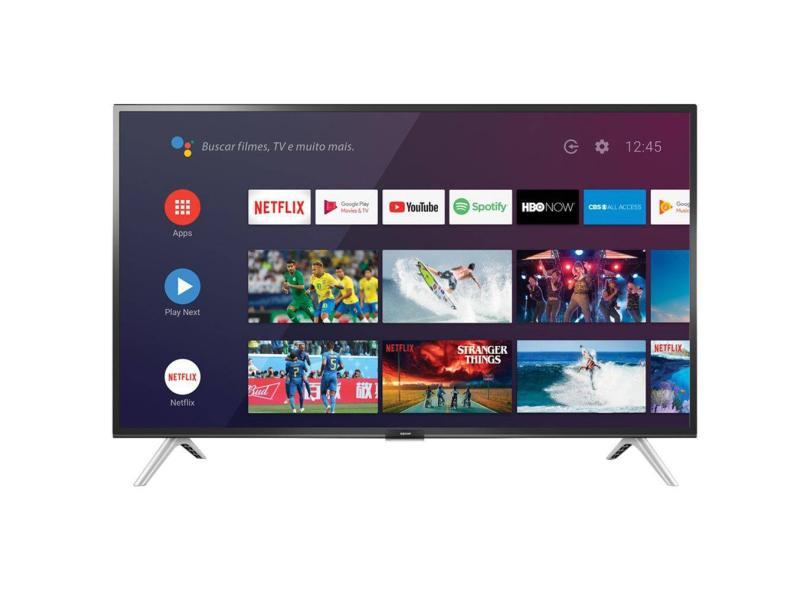 "Smart TV TV LED 32 "" Semp Netflix 32S5300 2 HDMI"