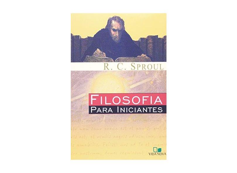 Filosofia Para Iniciantes - Capa Comum - 9788527502863
