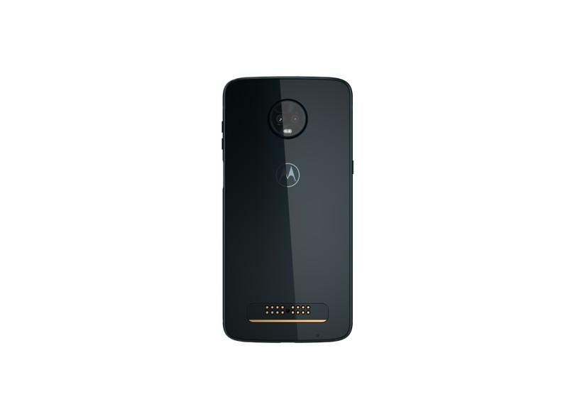 Smartphone Motorola Moto Z3 Play 128GB 12 MP 2 Chips Android 8.1 (Oreo)