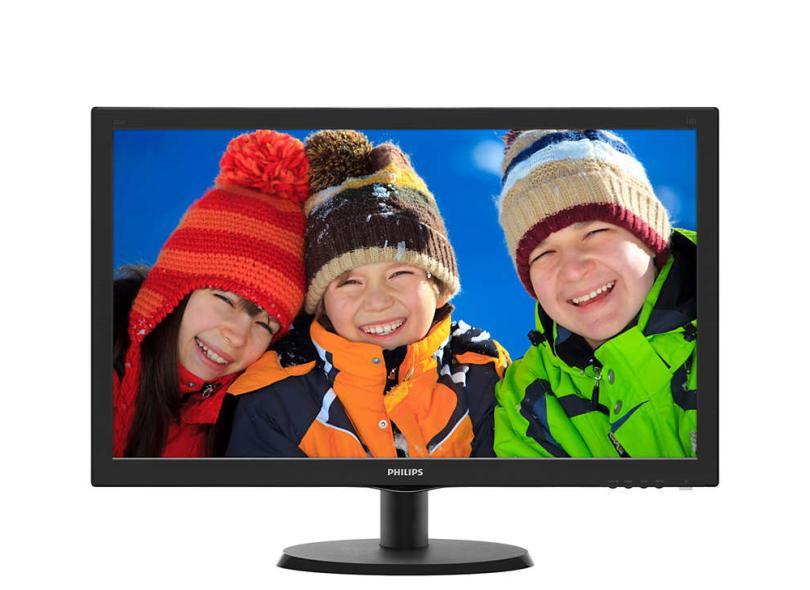 "Monitor LED 21.5 "" Philips Full 223V5LHSB2-HDMI"
