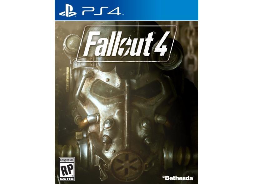 Jogo Fallout 4 PS4 Bethesda