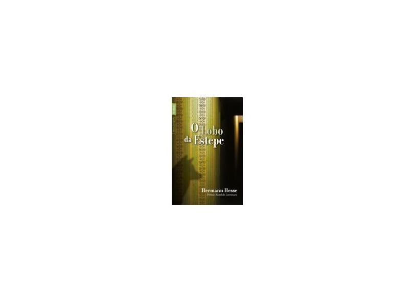 O Lobo da Estepe - Ed. De Bolso - Hesse, Hermann - 9788577991075