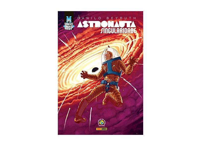 Astronauta - Singularidade - Beyruth, Danilo - 9788583680871