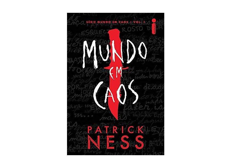 Mundo Em Caos: 1 - Patrick Ness - 9788551004500