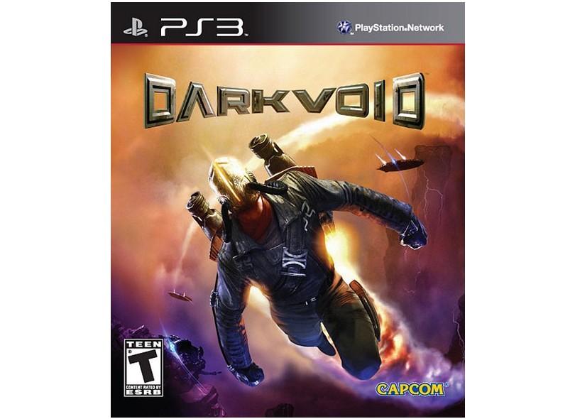 Jogo Dark Void Capcom PS3