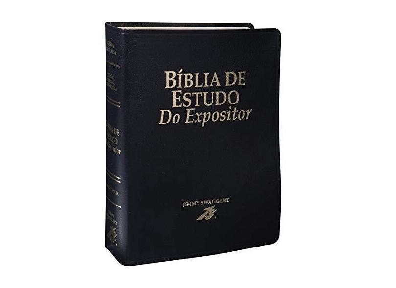 Bíblia de Estudo do Expositor - Vários Autores - 7898521815974
