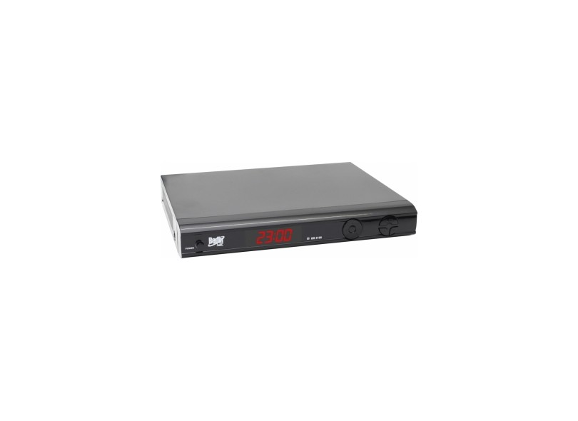 Receptor de TV Analógico BS3100 BedinSat