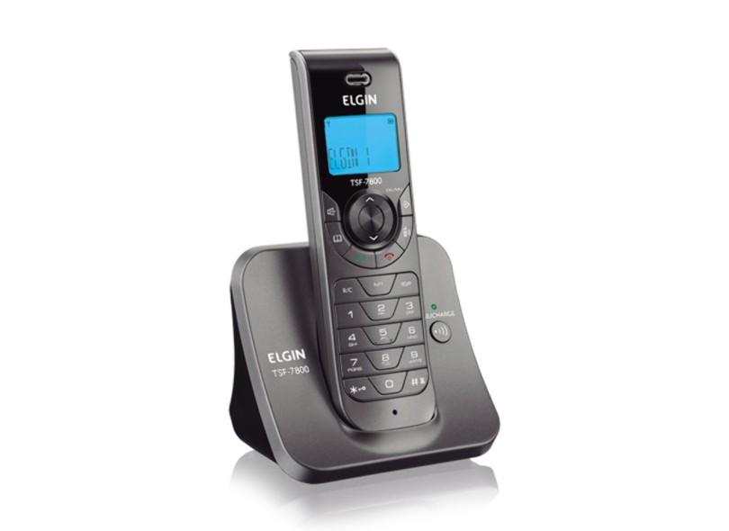 Telefone sem Fio Elgin TSF 7800