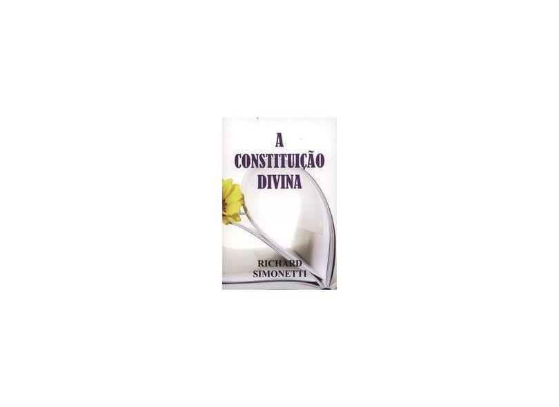 A Constituição Divina - Capa Comum - 9788586359132