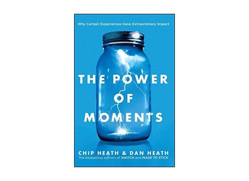 "The Power Of Moments - ""heath, Dan"" - 9781501179488"
