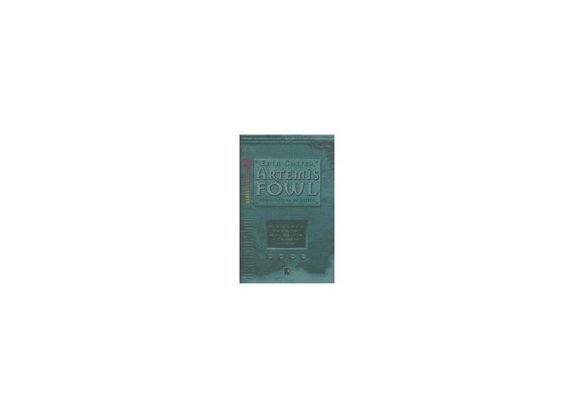 Artemis Fowl: Uma Aventura No Ártico - Eoin Colfer - 9788501064240