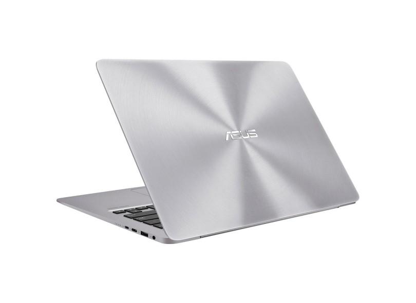 """Ultrabook Asus Zenbook Intel Core i5 6200U 8 GB de RAM 512.0 GB 13.3 """" Windows 10 Home UX330UA"""