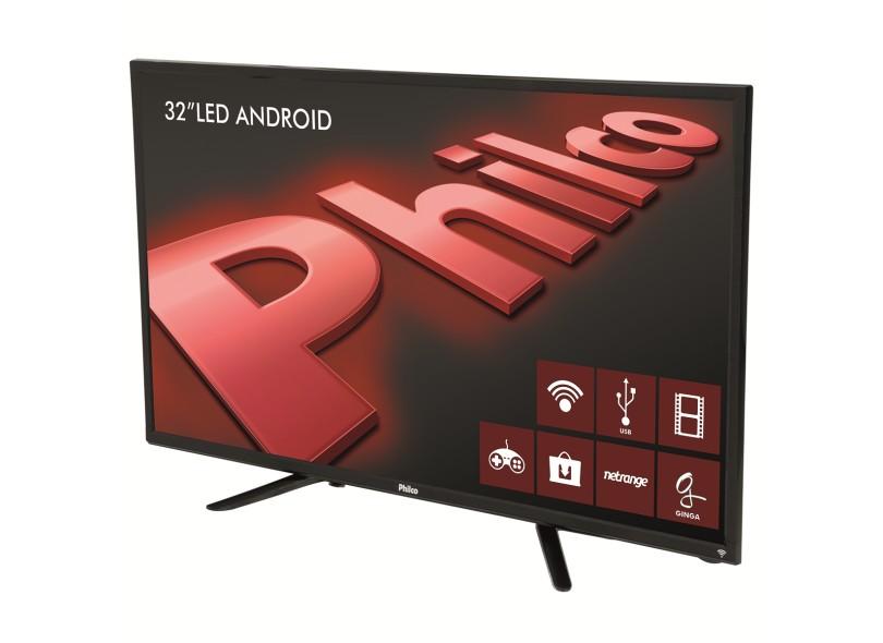 "Smart TV TV LED 32 "" Philco PH32B51DSGWA"