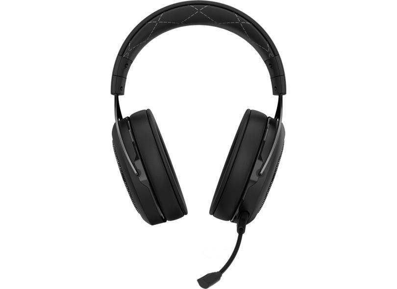 Headset Wireless com Microfone Corsair HS70 Wireless