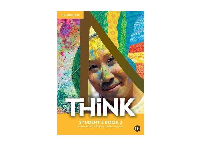 Think 3 - Student's Book - Herbert Puchta; - 9781107562707