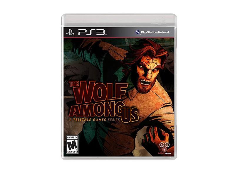 Jogo The Wolf Among Us PlayStation 3 Telltale