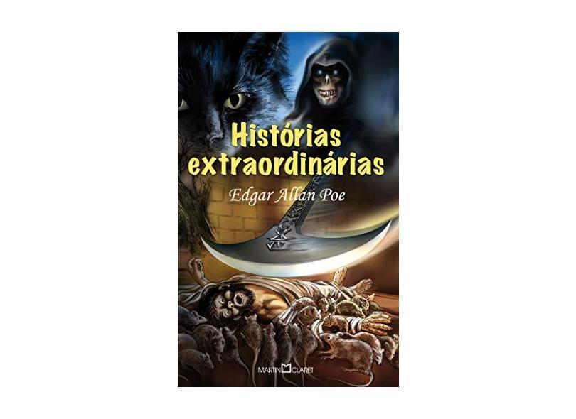 Histórias Extraordinárias - Edgar Allan Poe - 9788572328234