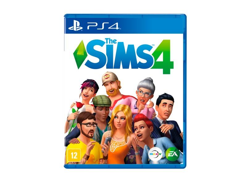 Jogo The Sims 4 PS4 EA
