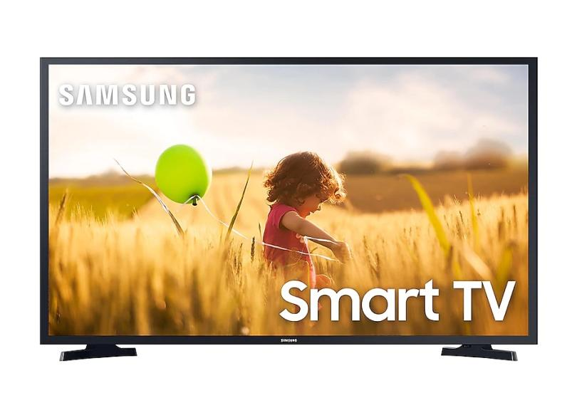 "Smart TV TV LED 43 "" Samsung Série 5 Full UN43T5300AGXZD 2 HDMI"
