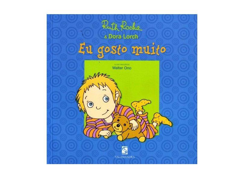 Eu Gosto Muito - Rocha, Ruth - 9788516064006