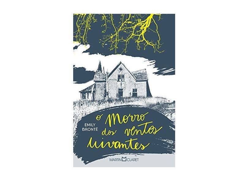 O Morro dos Ventos Uivantes - Emily Brontë - 9788544002025