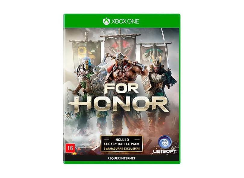 Jogo For Honor Xbox One Ubisoft