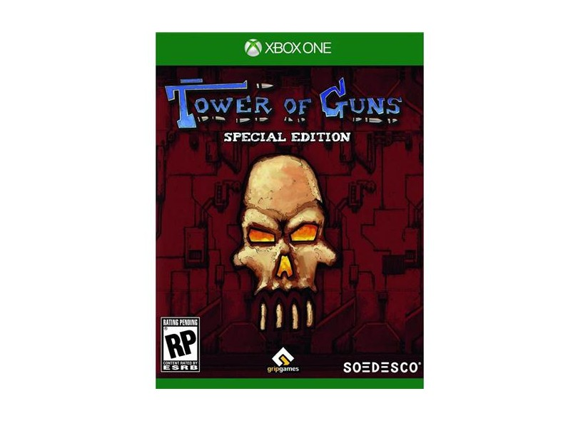 Jogo Tower of Guns Xbox One Soedesco