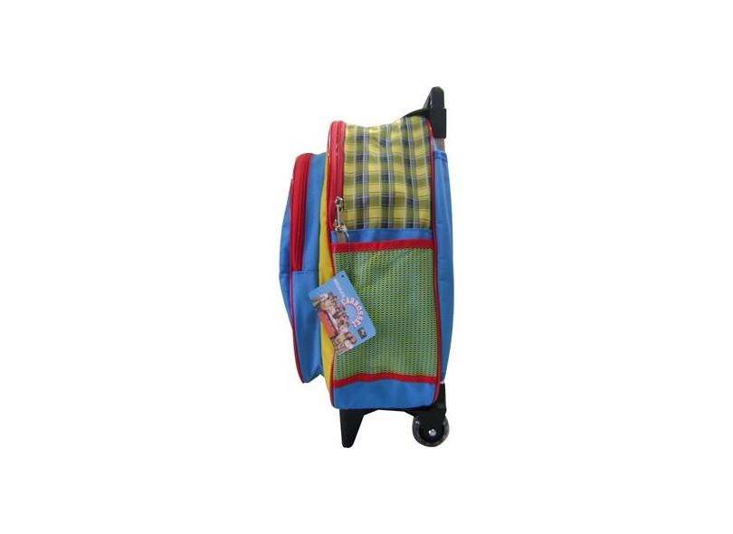 Mochila Escolar Carrossel 6301 Baby Brink