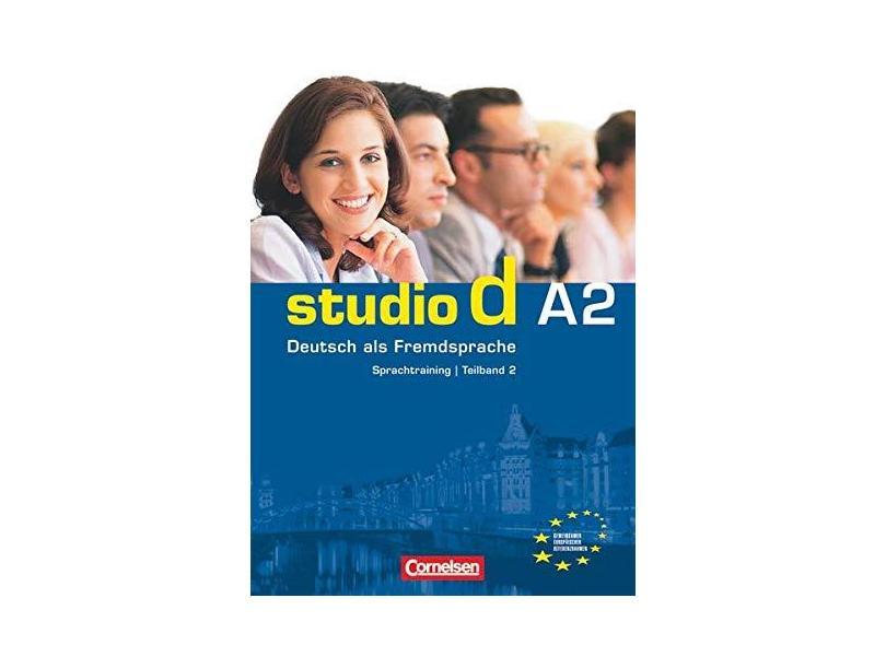 """Studio D A2 - Sprachtraining 2 - """"cornelsen Verlag"""" - 9783464208168"""