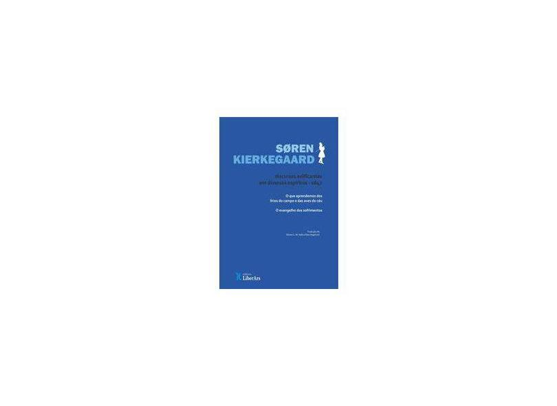 "Discursos Edificantes Em Vários Espíritos - ""kierkegaard, Søren"" - 9788594590947"