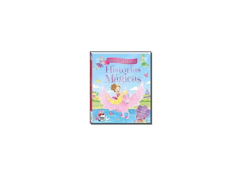 Contos de 5 Minutos. Historias Magicas - Xanna Eve Chown - 9788595032156