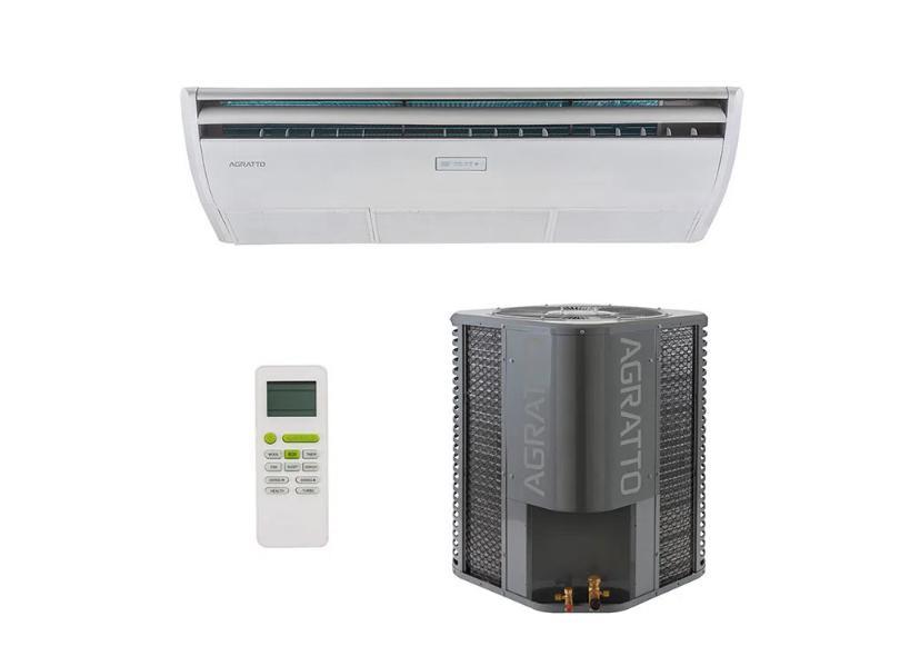 Ar-Condicionado Split Piso / Teto Agratto 55000 BTUs Controle Remoto Frio ECF60FIR4-02