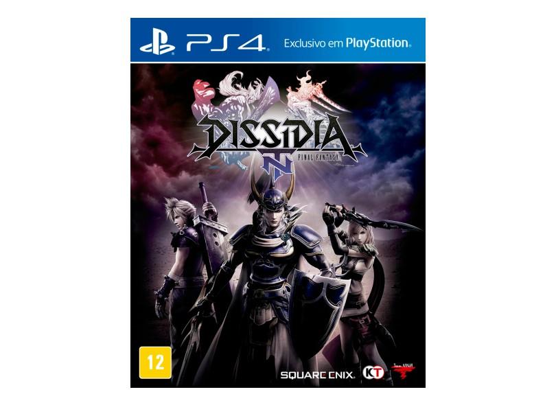 Jogo Dissidia Final Fantasy NT PS4 Square Enix